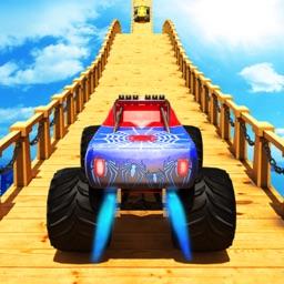 Monster Trucks Mega Ramps Hero
