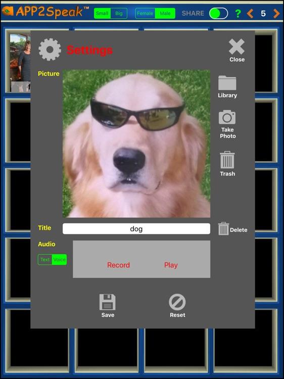APP2Speak-VPP screenshot-6