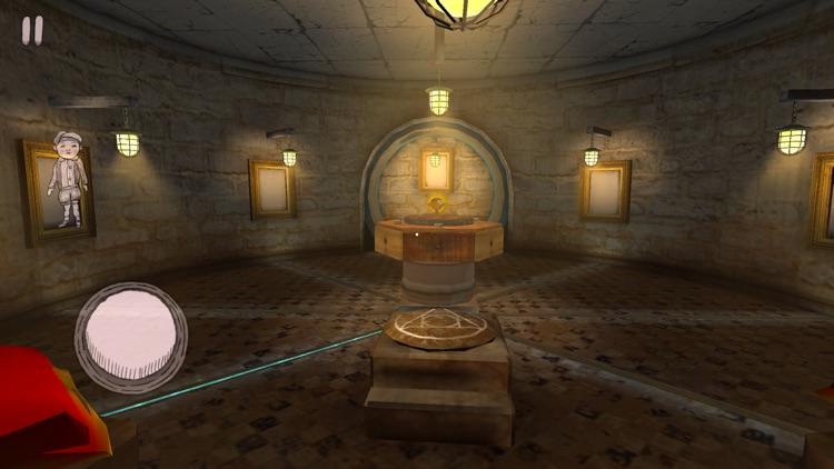 Evil Nun: The Horror 's Creed screenshot-3
