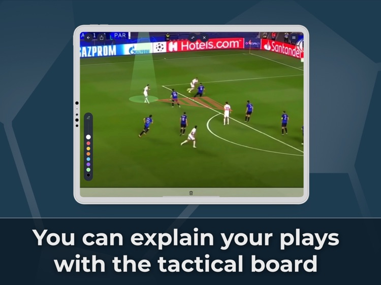 bcoach: for soccer coaches screenshot-3