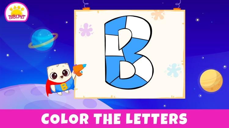 ABC Learn Alphabet for Kids screenshot-3