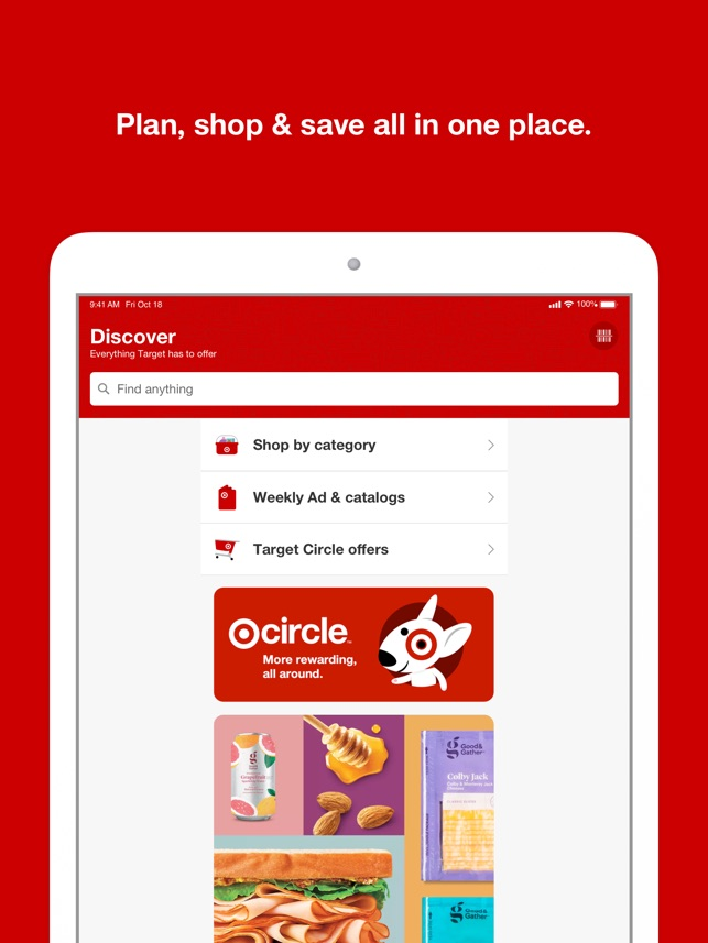 Target On The App Store