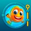 フィッシュダム(Fishdom) - iPadアプリ