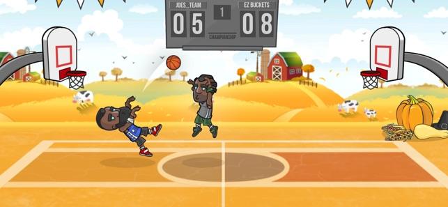 8fee5e42d2b9 Basketball Battle  Streetball on the App Store