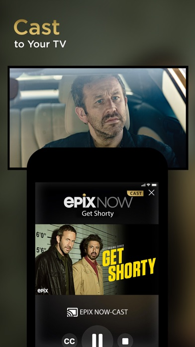 Screenshot #9 for EPIX NOW: Watch TV and Movies