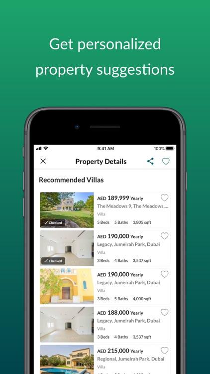 Bayut – UAE Property Search screenshot-4