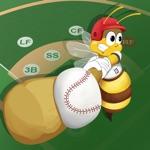 Baseball Bee's Diamond Diagram