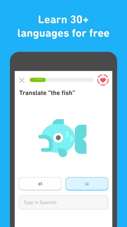Duolingo screenshot-2