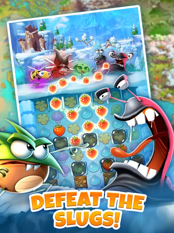 App Shopper: Best Fiends - Puzzle Adventure (Games)