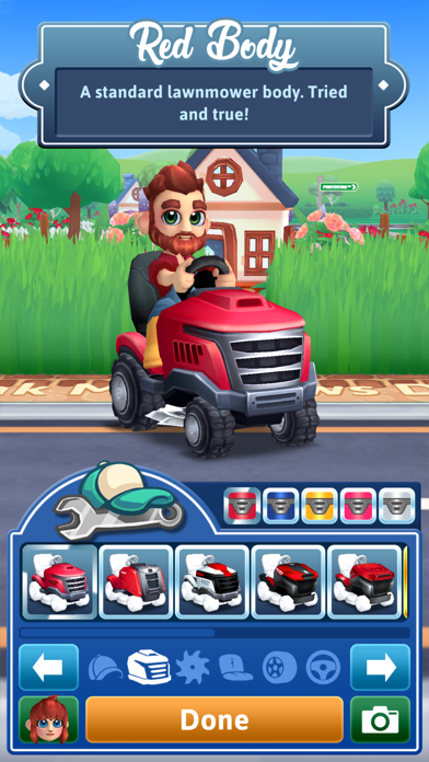 It's Literally Just Mowing screenshot 1