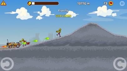 Zombie Road Trip! screenshot 5