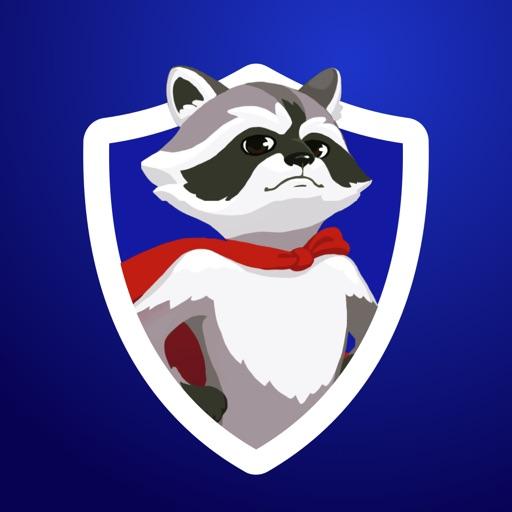 Racman - security master VPN iOS App