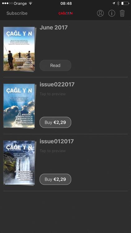 Çağlayan Dergisi