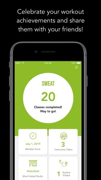 Sweat Cycling 6