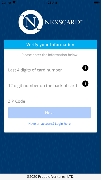 NexsCardScreenshot of 4