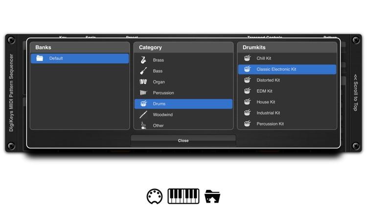 DigiKeys AUv3 Sequencer Plugin screenshot-4