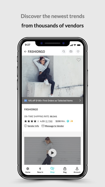 FashionGo Wholesale screenshot-4