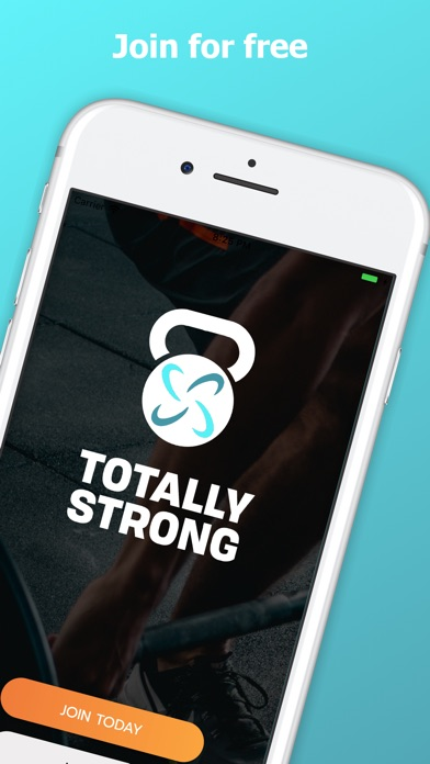 Totally Strong App