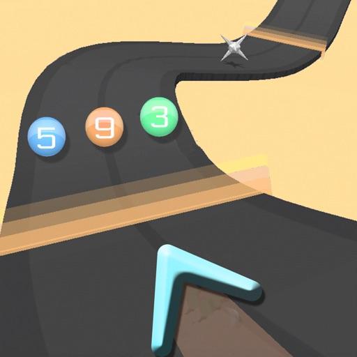 Curvy Path Maths 3d Games 2019