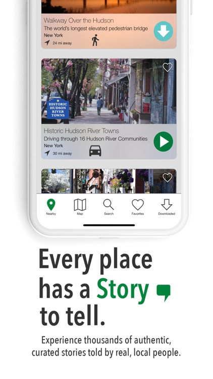 TravelStorys Audio Guides