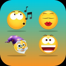 Emoji Exploji Smiley Stickers
