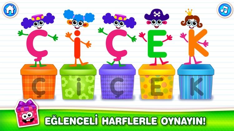 ABC Çocuk Kiz Bebek Oyunları 3 screenshot-3