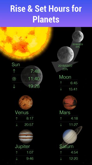 Star Walk - 5 Stars Astronomy Guide Screenshot 7