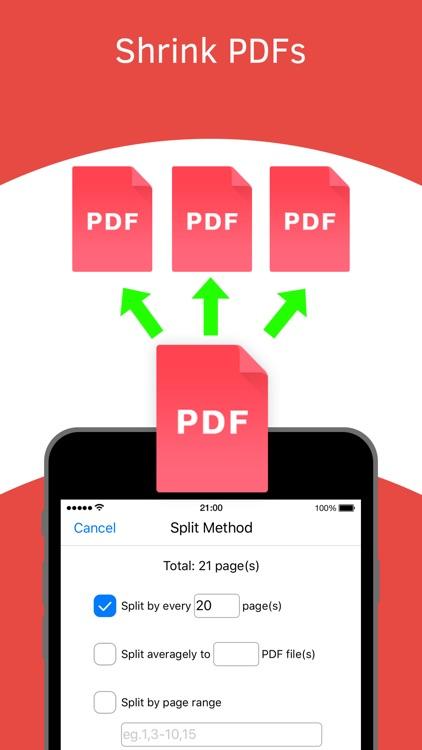 PDF Reader-Expert PDF Editor screenshot-9