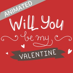 Be My Valentine Sticker Sets