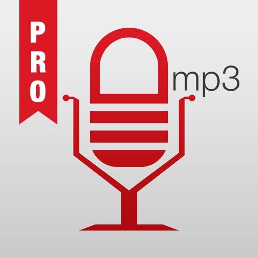 Mp3 Recorder Pro: Voice Record