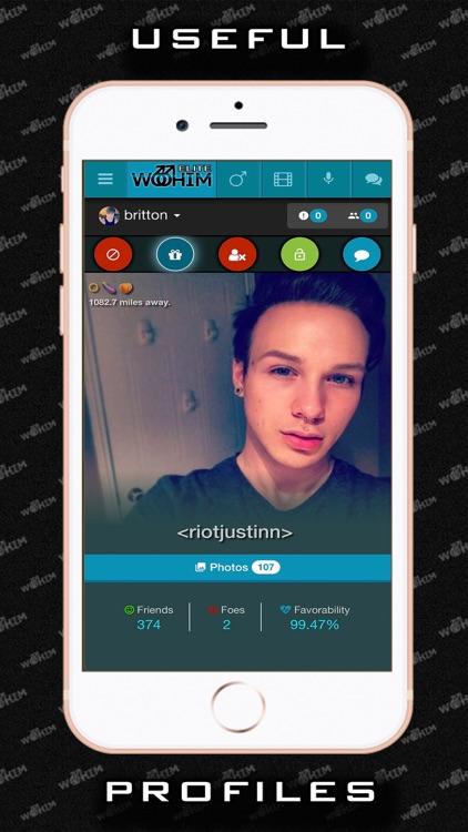 WooHim - For Gay Guys screenshot-4