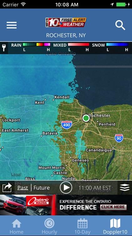 WHEC First Alert Weather screenshot-4