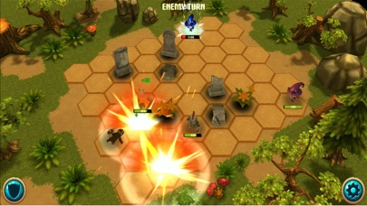 Kings Hero 2: Turn Based RPG screenshot 3