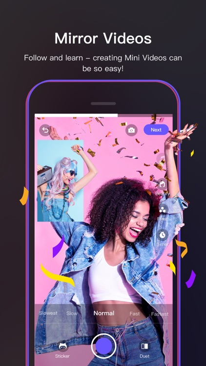 VOOV - Video Community screenshot-1