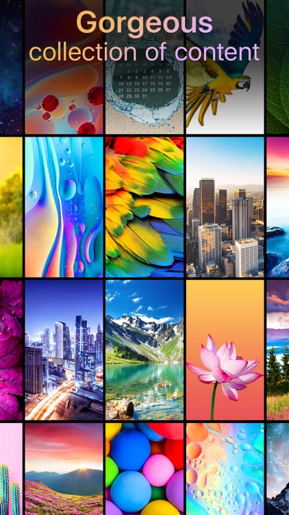 Live Wallpapers Now
