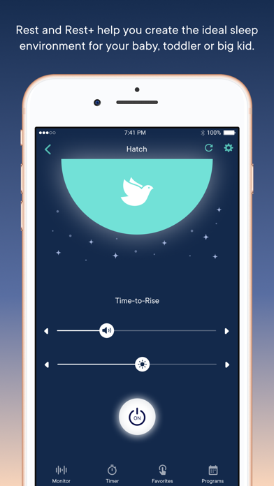 messages.download Hatch Sleep software