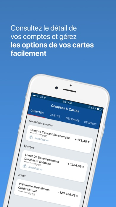 download Crédit Mutuel apps 3