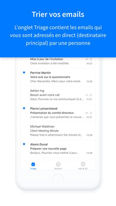 Screenshot #2 pour Timyo Email