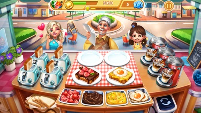 Screenshot of Cooking City - Gioco Cucina2