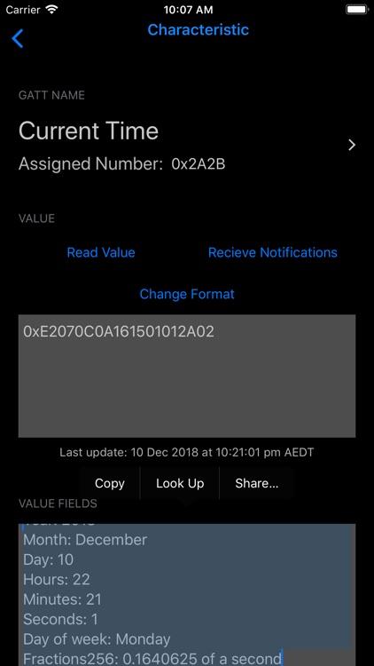 BLE Smart - Bluetooth Scanner screenshot-4
