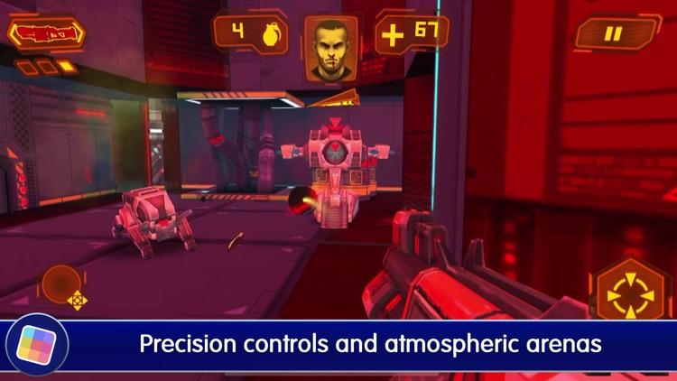 Neon Shadow - GameClub screenshot-6