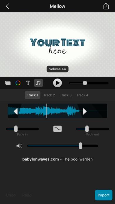 Скриншот №9 к IntroMate - Intro Maker for YT