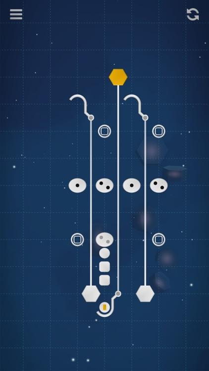 SiNKR: A minimalist puzzle screenshot-5
