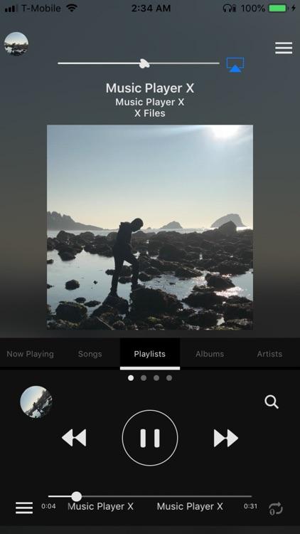 Music Player X - MP3 EQ Bass by Olufemi Oduntan