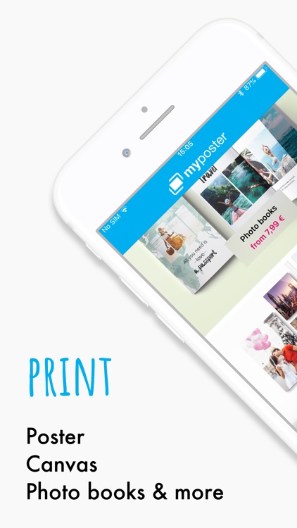 myposter - Photo Printing screenshot-0