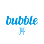 bubble for JYPnation