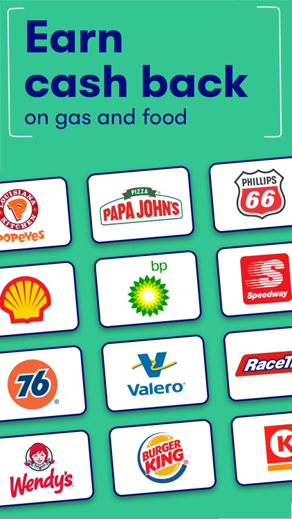GetUpside Cashback: Gas & Food