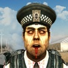 Scary Zombie Police