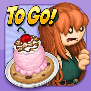 Papa's Scooperia To Go! overview, reviews and download