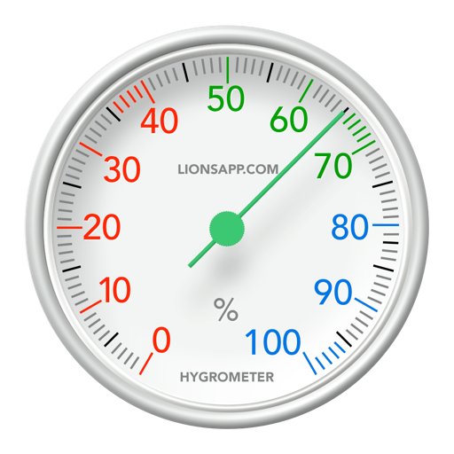 Hygrometer - Check humidity icon